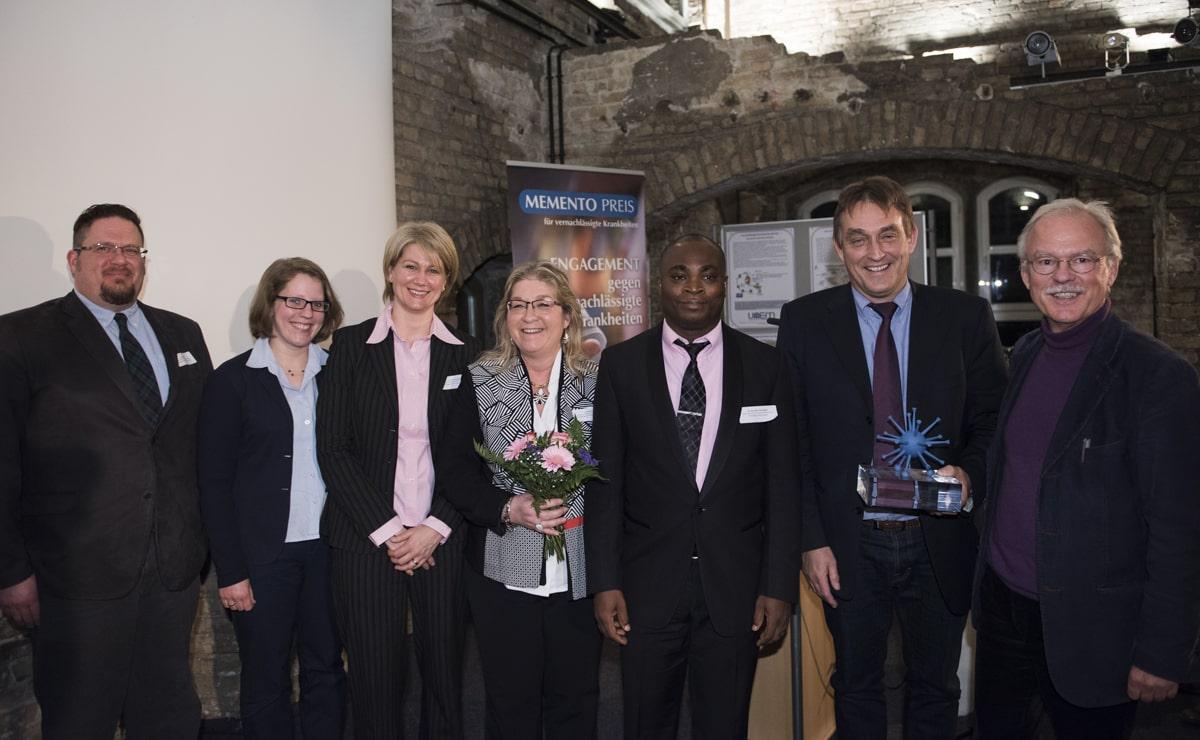 Gruppenbild Forschungspreis 2015